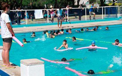 Piscinas municipales de Rancagua aumentan su programación veraniega