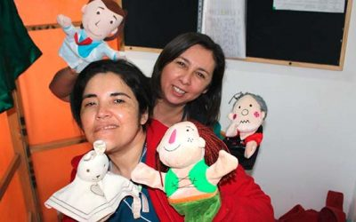 Positivo balance realiza Salud Machalí con la ejecución del programa Sembrando sonrisas en la comuna