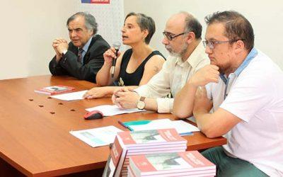 Presentan libro sobre lugares de detención y tortura en dictadura