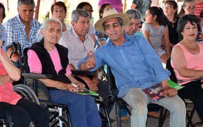 Quiero Mi Barrio ayuda a 231 familias de Chimbarongo a mejorar sus viviendas
