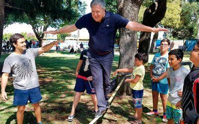 Rancagua aborda obesidad infantil en escolares con novedosa iniciativa