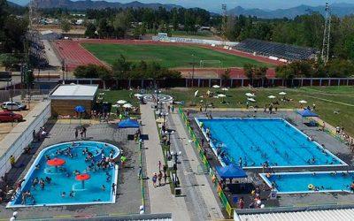 San Fernando cuenta con una renovada y moderna piscina municipal