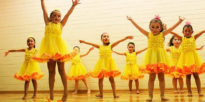 Talleres de verano en la Escuela Bohem de artes escénicas para niños