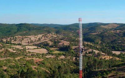 Tecnología 4G ha alcanzado el 45% en la Sexta Región