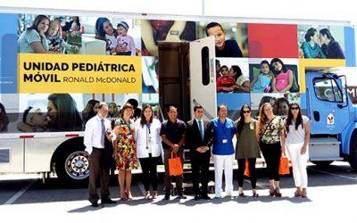 Unidad Pediátrica Móvil prontamente atenderá a niños y niñas de sectores rurales de Chimbarongo