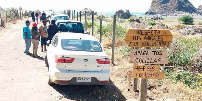 Vecinos de Litueche realizarán jornada de mejoramiento de Playa Topocalma