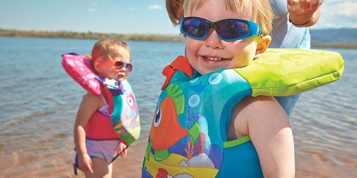 Accidentes por inmersión en niños La importancia de usar flotadores
