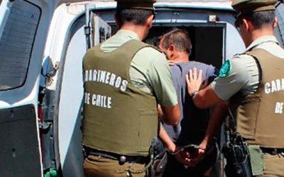 Carabineros detiene a cuatro sujetos por robo a maestranza