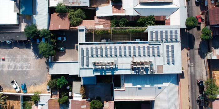 Contraloría Regional de Rancagua ya cuenta energía solar