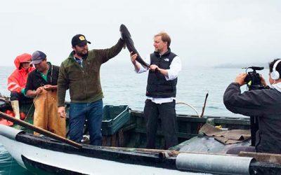 Convocan a organizaciones pesqueras y pescadores artesanales