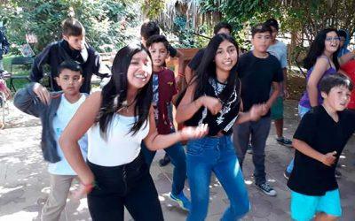Culminan centros para niños con cuidadores temporeros en Palmilla