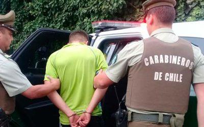 Detención ciudadana frustra robo en casa de Rancagua