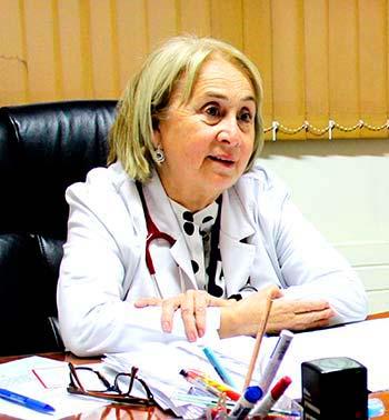 directora Hospital San Fernando
