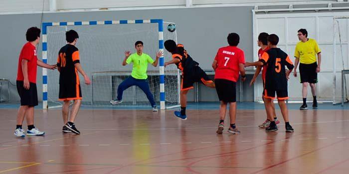 El balonmano se toma Rancagua con el torneo International Cachapoal Cup