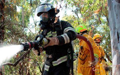 El Teniente y la Conaf juntos contra los incendios forestales
