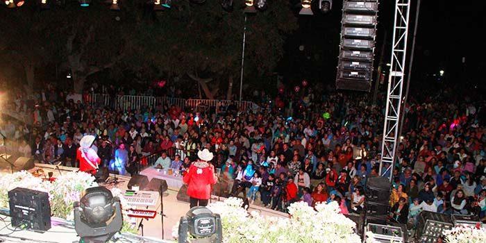 Mostazal El verano canta en La Punta