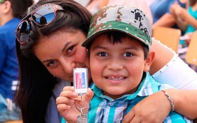 Familias de Coltauco felices con sus nuevas viviendas