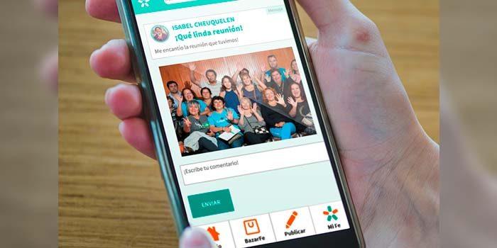 Fondo Esperanza ofrece innovadora aplicación móvil a sus emprendedores