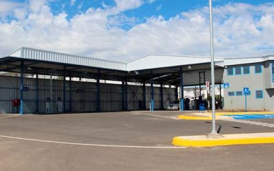 Inauguran una nueva planta de revisión técnica en Rancagua