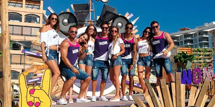 La mejor música de WOM Respect Recycling Festival llega a Pichilemu