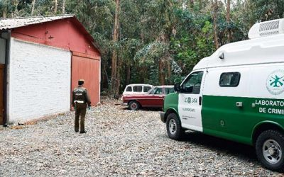 Labocar Rancagua investiga violenta agresión en la comuna de Lolol