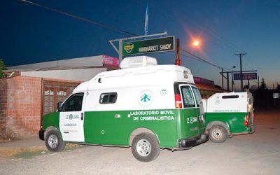 Labocar investiga violento robo en la comuna de Coltauco