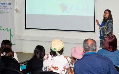 Medio Ambiente y Red Ambiental de Pichilemu dictan charlas en el mes de los humedales