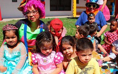 Niños felices finalizan con múltiples actividades programa Vacaciones en mi jardín de Integra