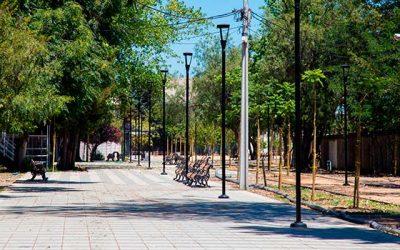 Parque Abel Bouchón de San Farnando lucirá nuevo rostro al entregarse primera etapa