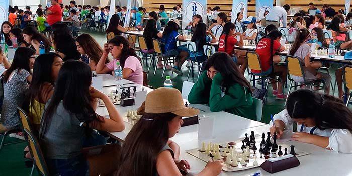 Rancagua vivió la final del Torneo Nacional de Ajedrez