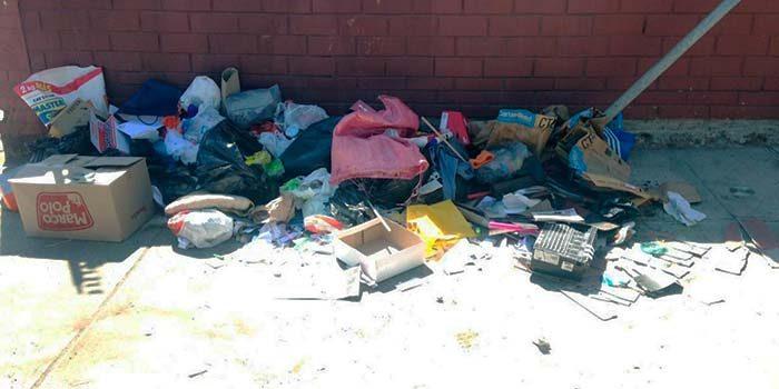 Recomendaciones sanitarias debido a paro de trabajadores recolectores de basura