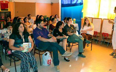 Salud Machalí fomenta la protección de los niños y jóvenes de la comuna