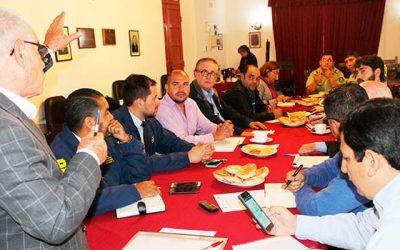 Senda OHiggins expone en consejo comunal de seguridad pública de Malloa