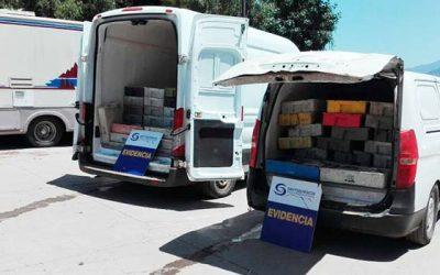 Sernapesca OHiggins incauta más de 4 toneladas de Merluza en ruta 5 sur