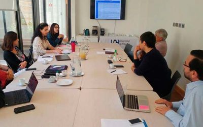 UOH y representantes del Ministerio de Defensa se reúnen para establecer medidas sobre uso de laboratorios de investigación