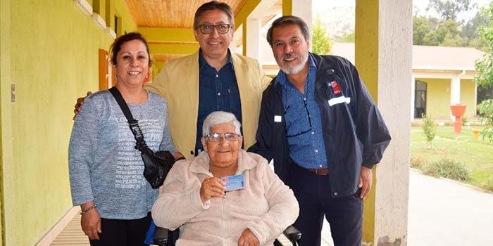 Vecinos de Pichidegua, Peumo y Pumanque repararán sus casas