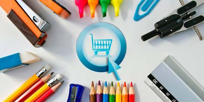 Ventajas de comprar los útiles escolares por Internet