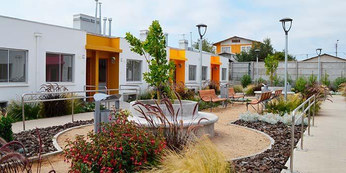 Adultos mayores cuentan con un moderno condominio de viviendas tuteladas