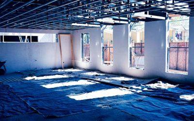 Avanzan obras de nuevo establecimiento para el cuidado de adultos mayores en Rengo