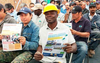 CChC Rancagua celebra en Peumo el día del trabajador de la construcción