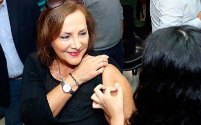 Comenzó en San Fernando campaña de vacunación contra la Influenza