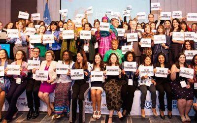 Culmina IV foro global de empresas por la igualdad de género