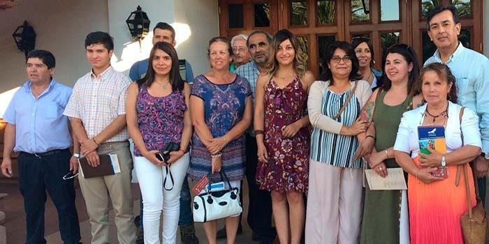 En Rengo se realiza primer encuentro de prestadores de servicios turísticos y actores vinculados al turismo