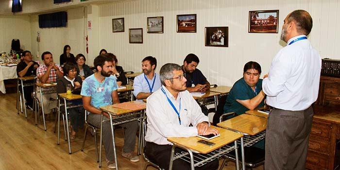 En Rengo se realiza reunión zonal de salud