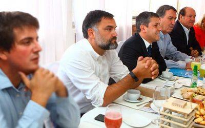 Futuro intendente Juan Manuel Masferrer sostuvo primera reunión de trabajo con Chile Vamos