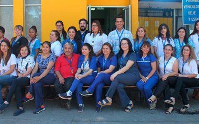 Hospital de Coinco finaliza con éxito su proceso de acreditación