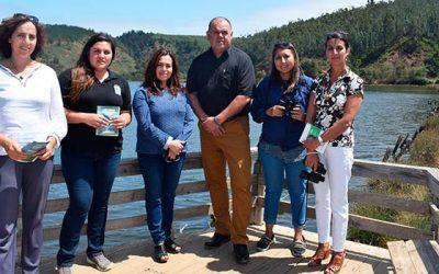 Humedal Cáhuil será beneficiado con importante proyecto GEF de conservación