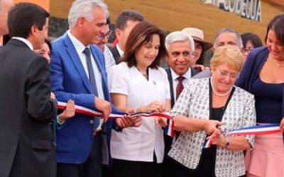 Inaugurado Cesfam de Codegua, el más moderno de la región
