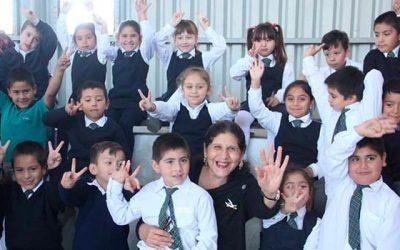 Inauguran año escolar 2018 en Palmilla