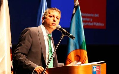 Juan Manuel Masferrer asume como Intendente de OHiggins